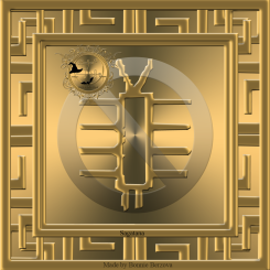 This is the seal of Sagatana from Grimoirium Verum
