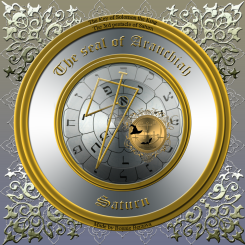 The seal of Angel Arauchiah