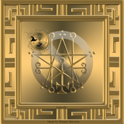The seal of Astaroth