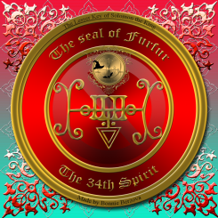 The seal of Furfur