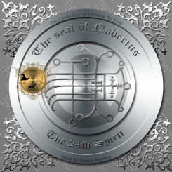 The seal of Naberius