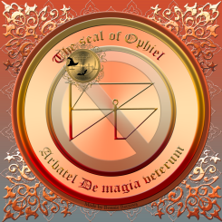The seal of Ophiel