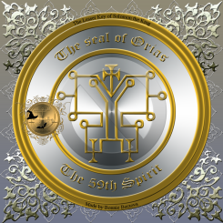 The seal of Orias