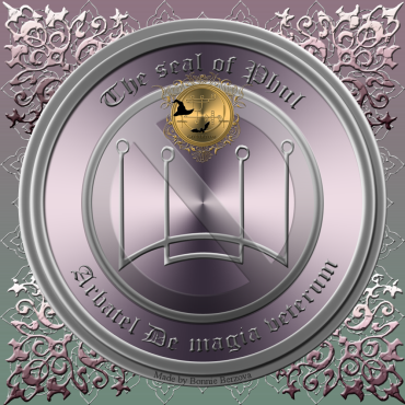 The seal of Phul (Arbatel De magia veterum)