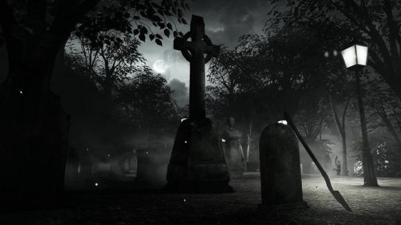 幽靈巫術可能非常危險,因為魔法的表現方式。