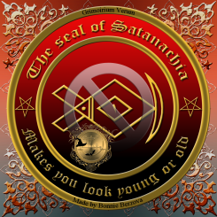 The seal of Satanachia